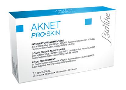 Immagine di AKNET PROSKIN 30 CAPSULE