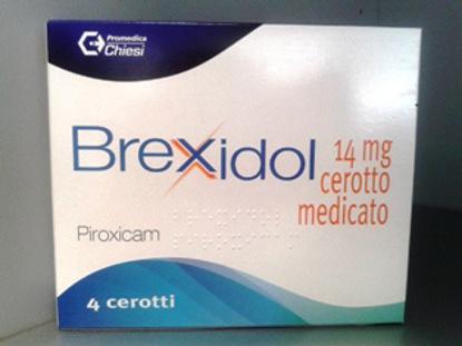 Immagine di BREXIDOL 14 MG 4 CEROTTI MEDICATI