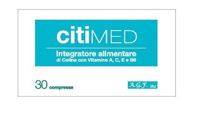 Immagine di CITIMED 30 COMPRESSE 750 MG