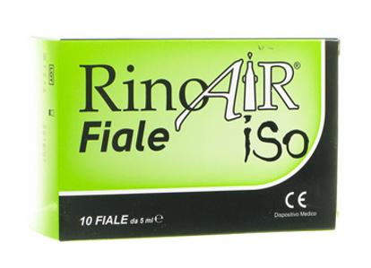 Immagine di RINOAIR ISO 10 FIALE DA 5 ML
