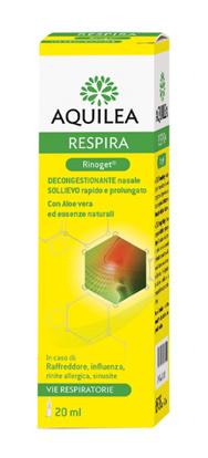 Immagine di AQUILEA RESPIRA RINOGET 20 ML