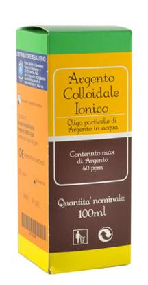 Immagine di ARGENTO COLLOIDALE IONICO 40PPM CERTIFICATO SPRAY CON CONTAGOCCE 100 ML
