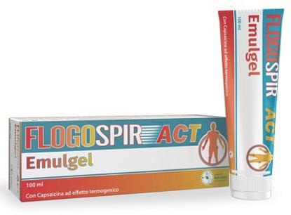 Immagine di FLOGOSPIR ACT EMULGEL 100 ML