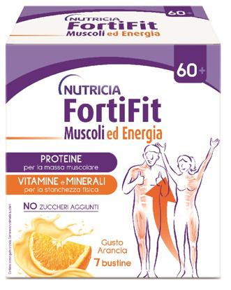 Immagine di FORTIFIT MUSCOLI ED ENERGIA 142,10 G