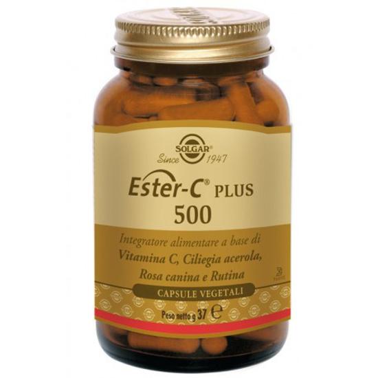 Immagine di ESTER C PLUS 500 100 CAPSULE VEGETALI