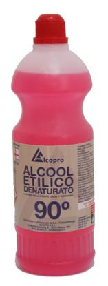 Immagine di ALCOOL DENATURATO 90% 500 ML