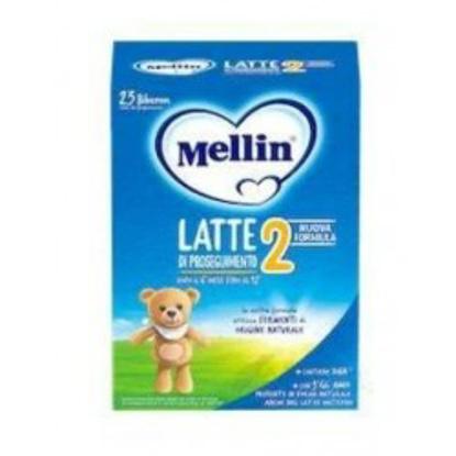 Immagine di MELLIN 2 LATTE POLVERE 700 G