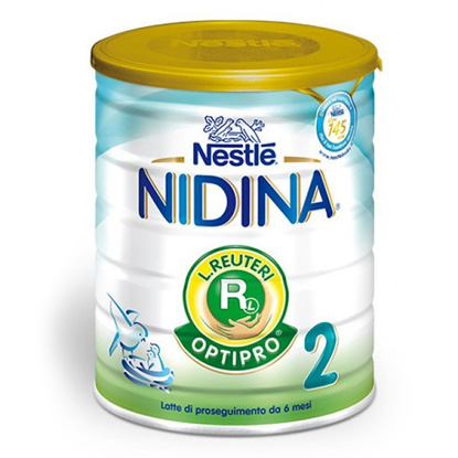 Immagine di NIDINA 2 OPTIPRO L REUTERI 800 G