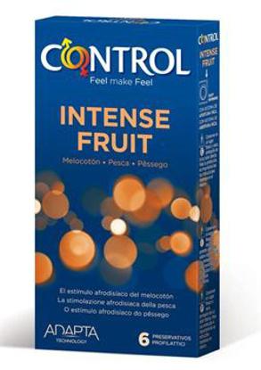 Immagine di PROFILATTICO CONTROL INTENSE FRUIT 6 PEZZI