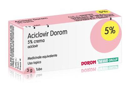 Immagine di ACICLOVIR DOROM 5% CREMA