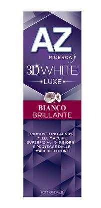 Immagine di AZ DENT 3D WHITE LUXE BIANCO BRILLANTE 75 ML