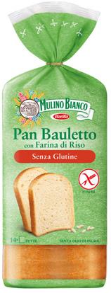 Immagine di MULINO BIANCO PANE BAULETTO CON FARINA DI RISO 300 G