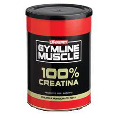 Immagine di GYMLINE MUSCLE 100% CREATINA 400G