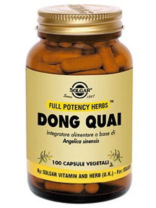 Immagine di DONG QUAI 100 CAPSULE VEGETALI