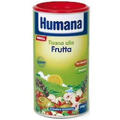 Immagine di HUMANA TISANA FRUTTA 200 G