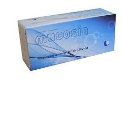 Immagine di MUCOSIN 40 COMPRESSE OROSOLUBILI 1200 MG
