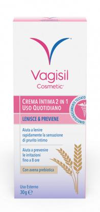 Immagine di VAGISIL CREMA INTIMA 2 IN 1 USO QUOTIDIANO 30 G