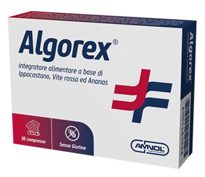 Immagine di ALGOREX 30 COMPRESSE