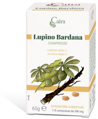 Immagine di CAIRA LUPINO BARDANA 110 COMPRESSE