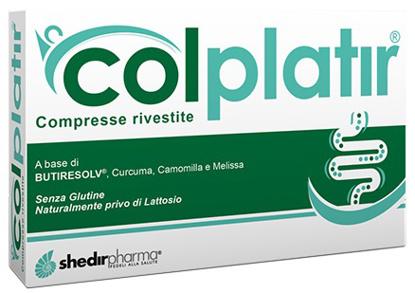Immagine di COLPLATIR 30 COMPRESSE RIVESTITE