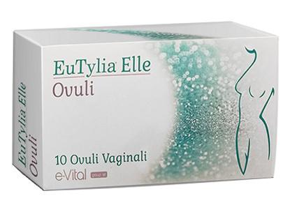 Immagine di EUTYLIA ELLE OVULI VAGINALI 10 PEZZI