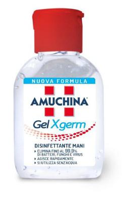 Immagine di AMUCHINA GEL X-GERM DISINFETTANTE MANI 30 ML
