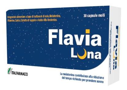 Immagine di FLAVIA LUNA 30 CAPSULE MOLLI