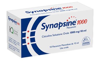 Immagine di SYNAPSINE 1000 10 FLACONCINI 10 ML