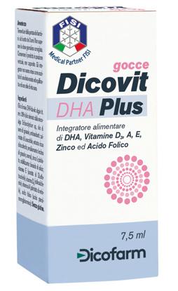 Immagine di DICOVIT DHA PLUS 7,5 ML