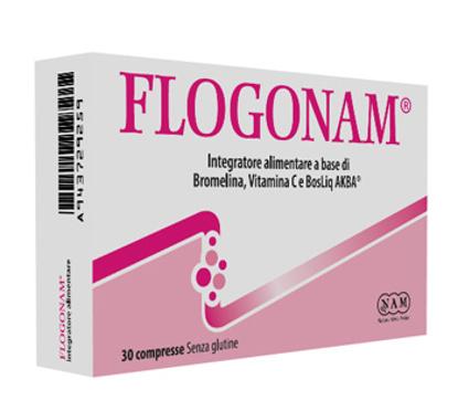 Immagine di FLOGONAM 30 COMPRESSE