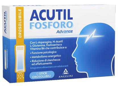 Immagine di ACUTIL FOSFORO ADVANCE 12 STICK OROSOLUBILI