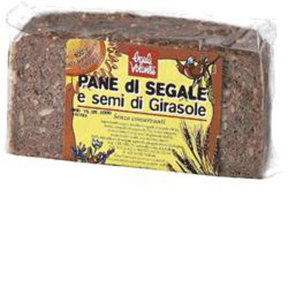 Immagine di PANE INTEGRALE SEGALE GIRASOLE 500 G