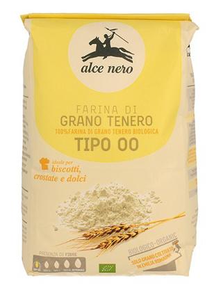 Immagine di FARINA GRANO TENERO TIPO 00 BIO 1000 G