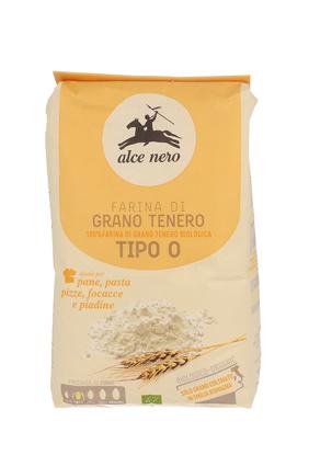 Immagine di FARINA GRANO TENERO TIPO 0 BIO 1000 G