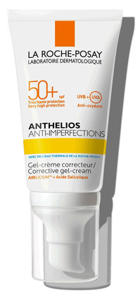 Immagine di ANTHELIOS ANTI IMPERFECTIONS SPF50+ 50 ML