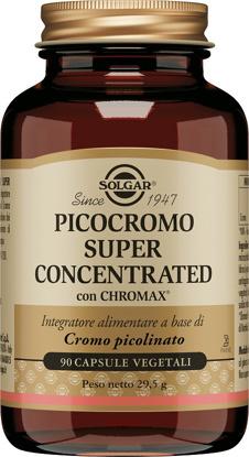 Immagine di PICOCROMO SUPERCONCENTRATO 90 CAPSULE VEGETALI