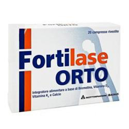 Immagine di FORTILASE ORTO 20 COMPRESSE