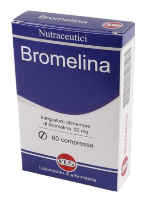 Immagine di BROMELINA 60 COMPRESSE