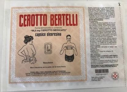 Immagine di CEROTTO BERTELLI